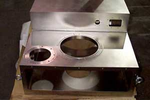 Stainless Steel Nickel Plated Vacuum Chamber (2)