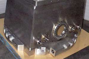 Welded Stainless Steel Vacuum Chamber